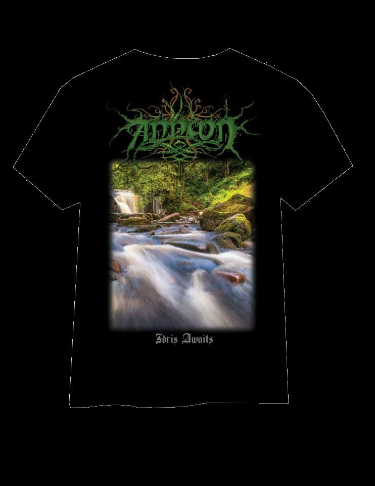 Image of Annwn - Idris Awaits T-Shirt