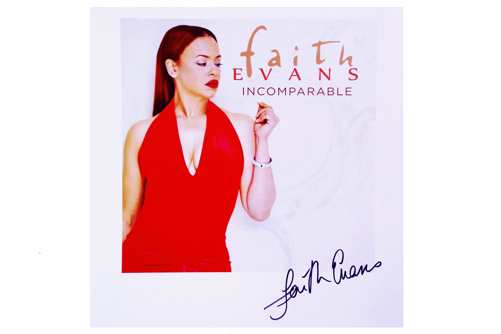 """Image of Autographed """"Incomparable"""" 8X10 Poster"""