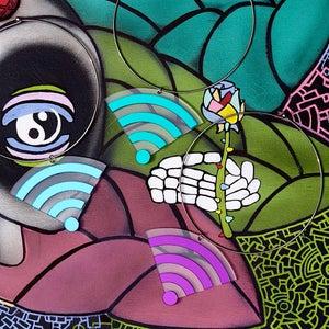 Image of Wifi Choker |Marina Fini|
