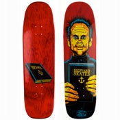 "Image of Shipyard Skates ""PREACHER"" deck"