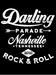 Image of Darling Parade Nashville T-Shirt - Armed Forces Promo