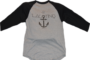 Image of Anchor Baseball Tee