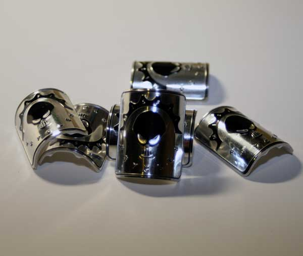 Image of Misfit Psycles Alloy Seattube Badge