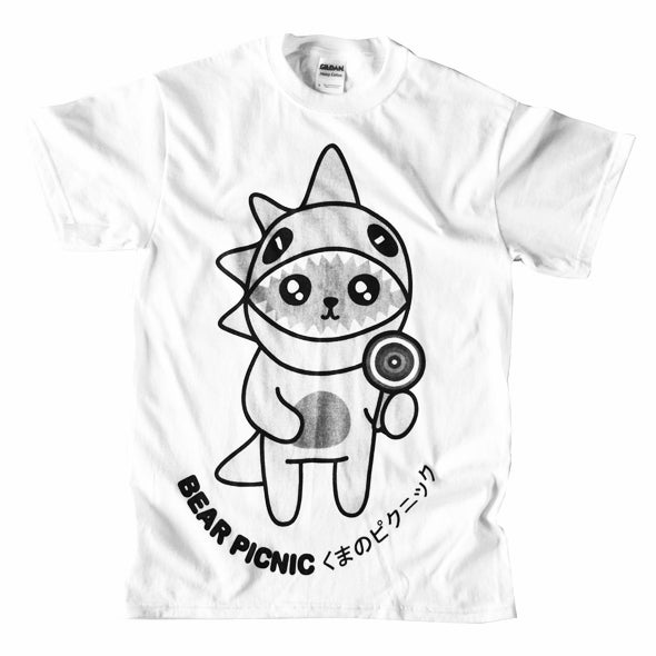 Image of Unisex Dinobear T-Shirt