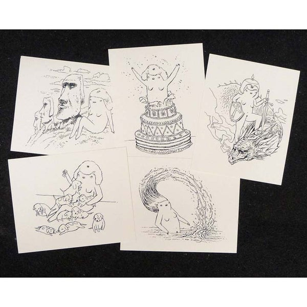 Image of Twenty Four Hour Woman Prints