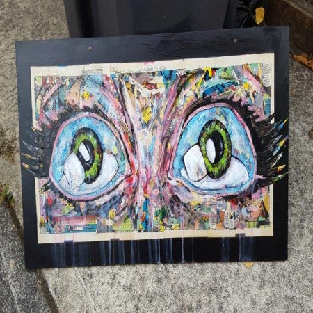 "Image of ""The eyes have it"""