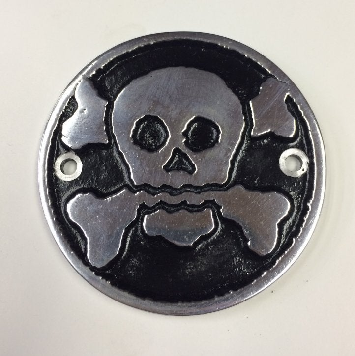 Image of The Skull Points Cover