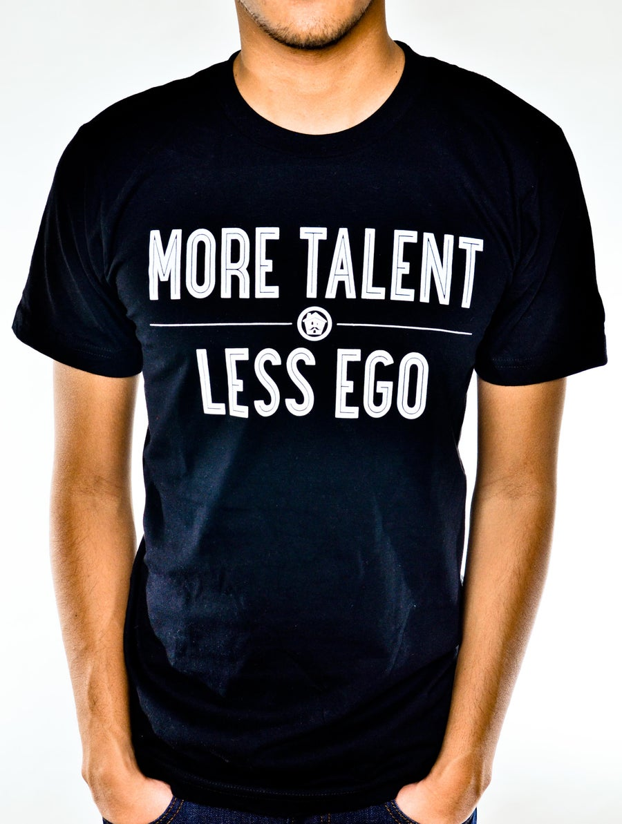 Image of More Talent Less Ego