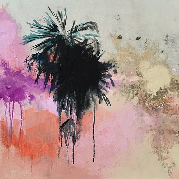 Image of 101 from the 101 No. 56 (Black Palms) // 2015