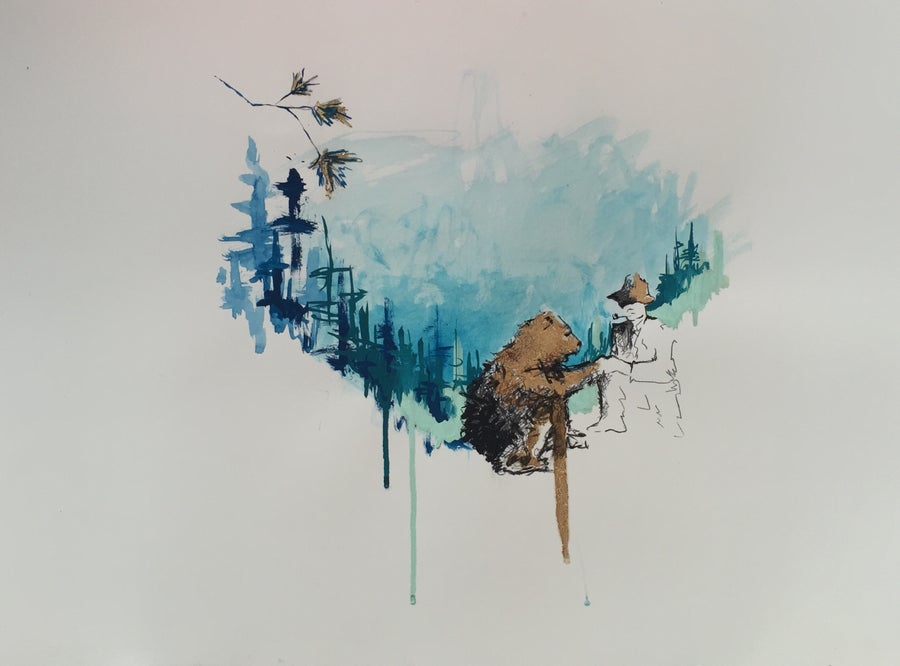 Image of But, There Wasn't A Bear // 2015