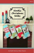 Image of Noric Christmas Socks  ANK 320