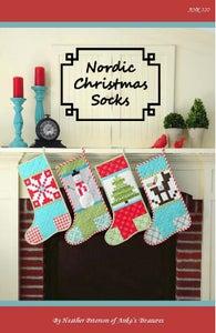 Image of Noric Christmas Socks  ANK 320
