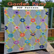 Image of Garden Party PDF pattern
