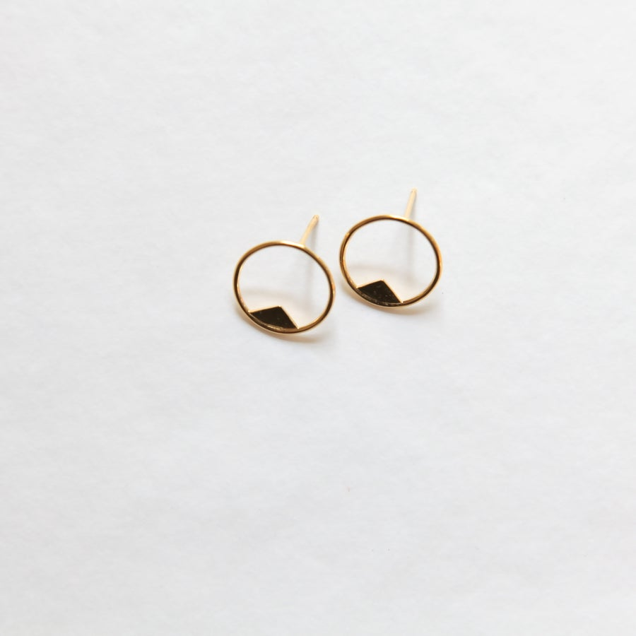 Image of Eve // Gold-Plated Silver