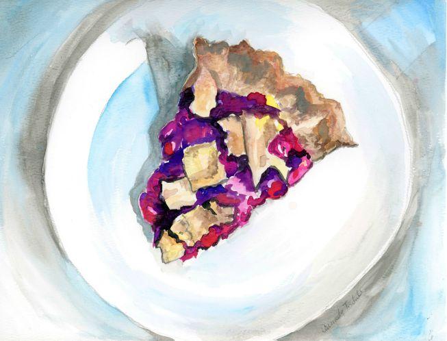 Image of Let's Eat Pie -  Fine Art Prints