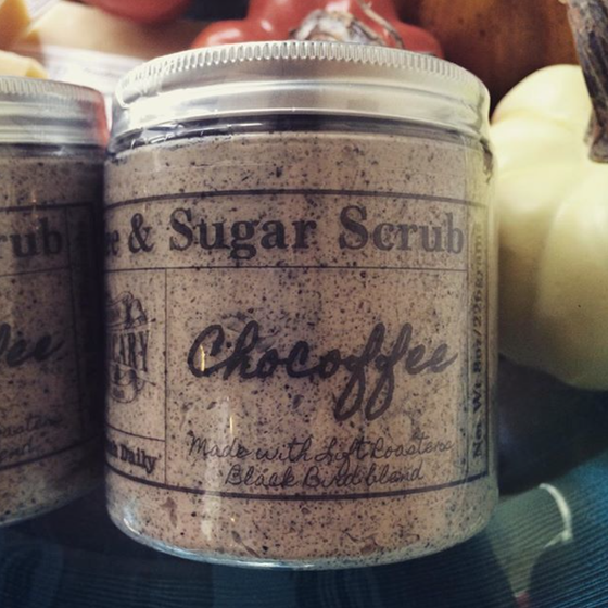 Image of Fresh Coffee & Sugar Scrub