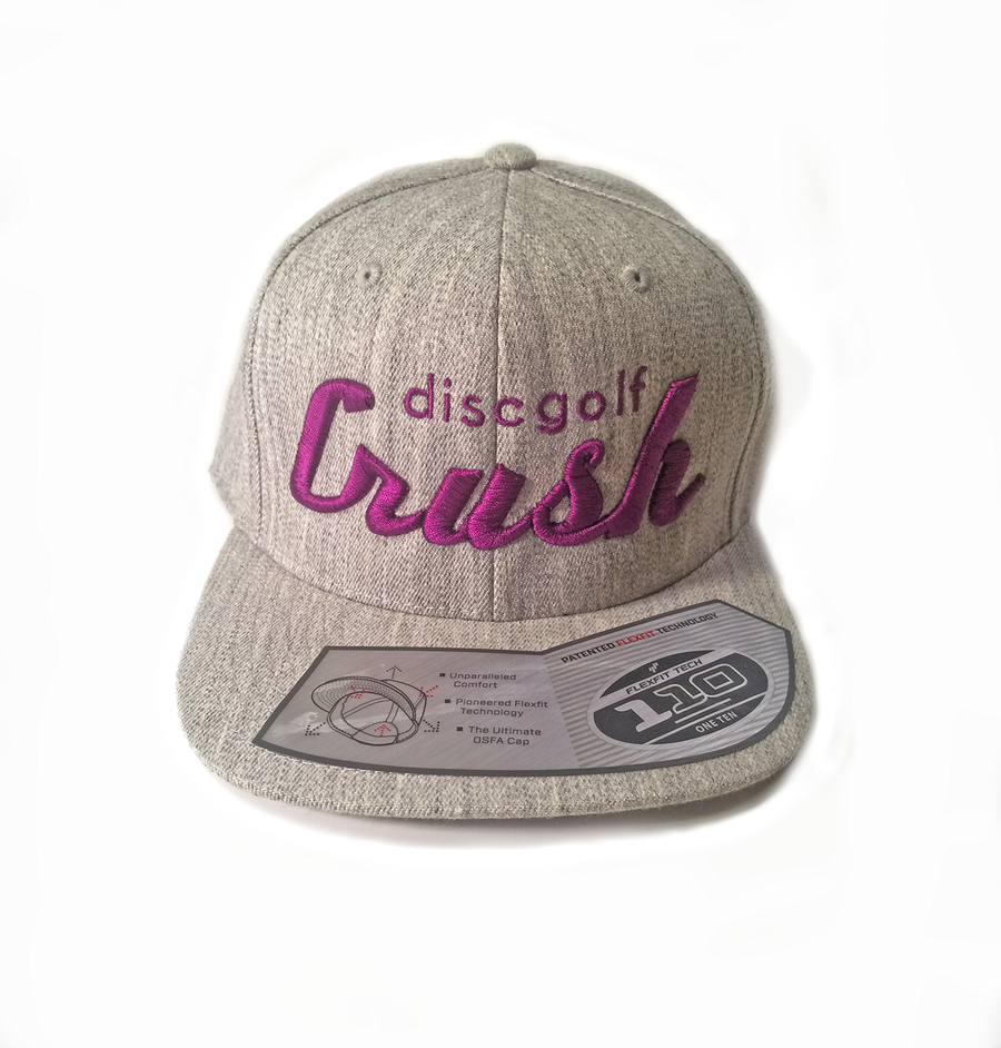 Image of Purps on Heather Grey