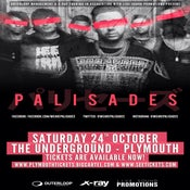 Image of  PALISADES @ The Underground, Plymouth | 24.10.15