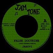 "Image of Jahovi - 'False Doctrine' 7"" single (Jamtone)"