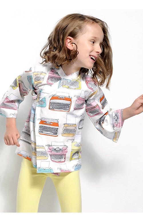 Image of Camisa Máquinas de escribir