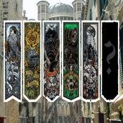 "Image of ""CALL THE BANNERS"" Series 3, - 5 custom prints + 1 bonus - PRE-ORDER Variants"