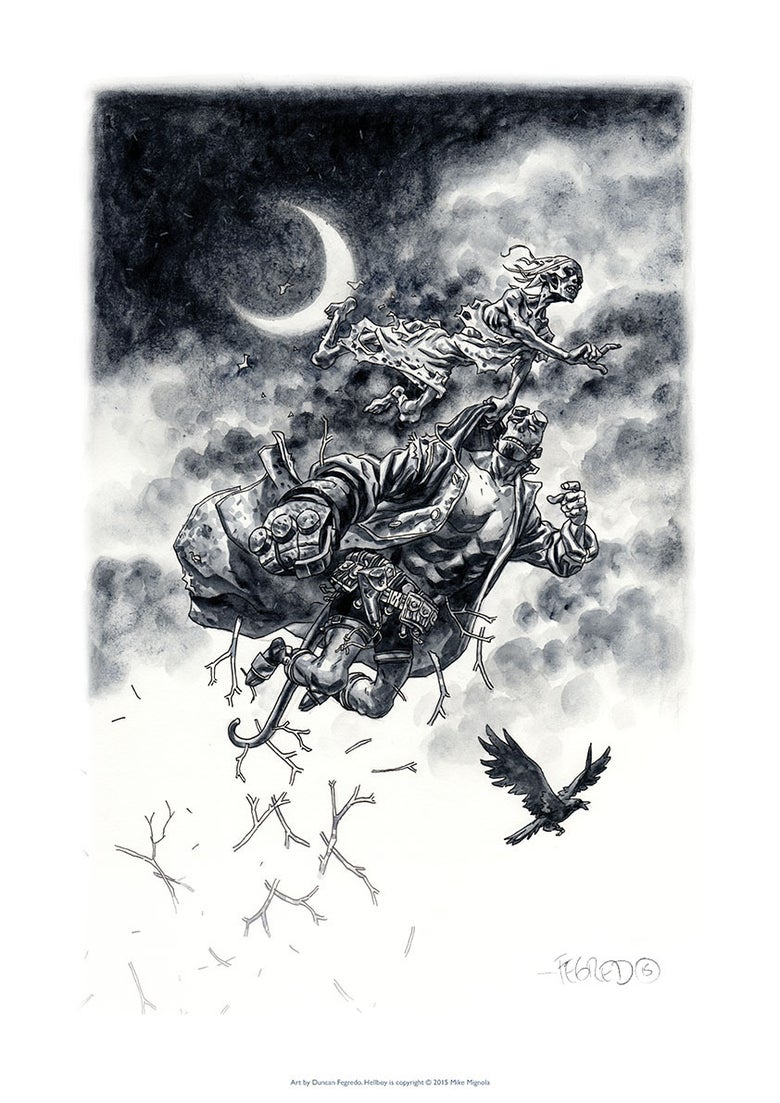 Image of Hellboy: Aloft