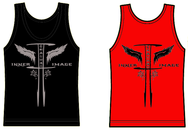 Image of Inner Image - Womens' Fitted Tank Top (New Design)