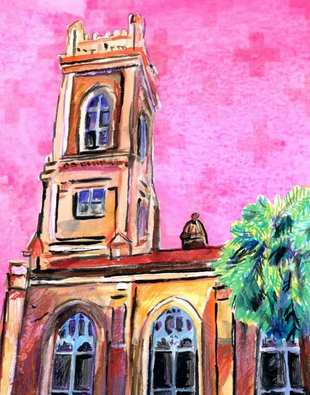 Image of Charleston Watercolor Paintings - Fine Art Prints