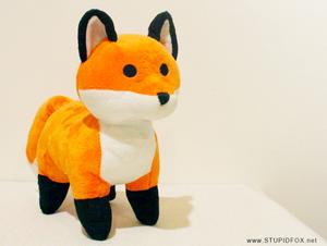 Image of StupidFox Plush