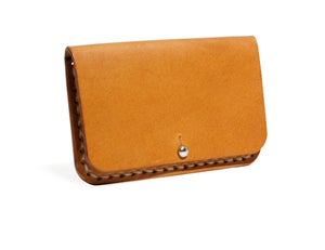Image of Tan Card Case