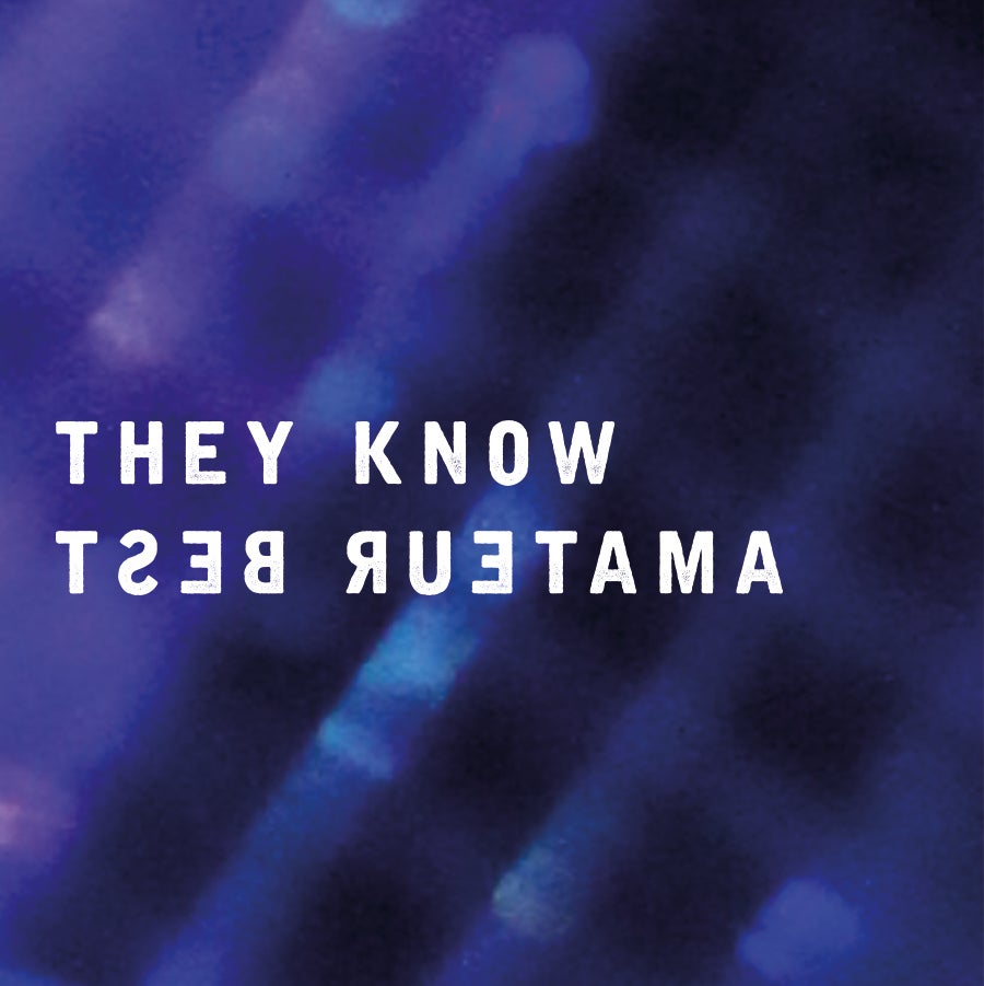 """Image of Amateur Best 'They Know' (12"""" vinyl)"""