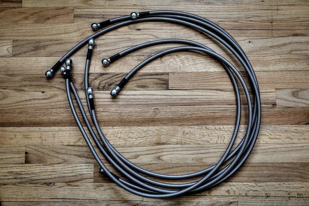 Image of e9 MK4 Power Steering Hardline Replacment