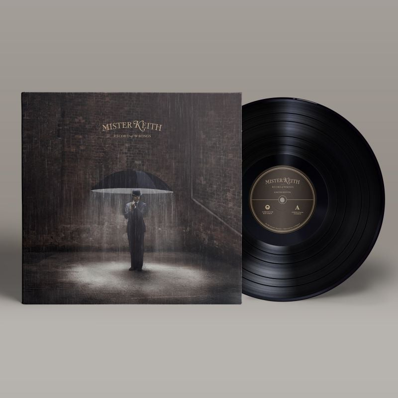 Image of Record of Wrongs Vinyl