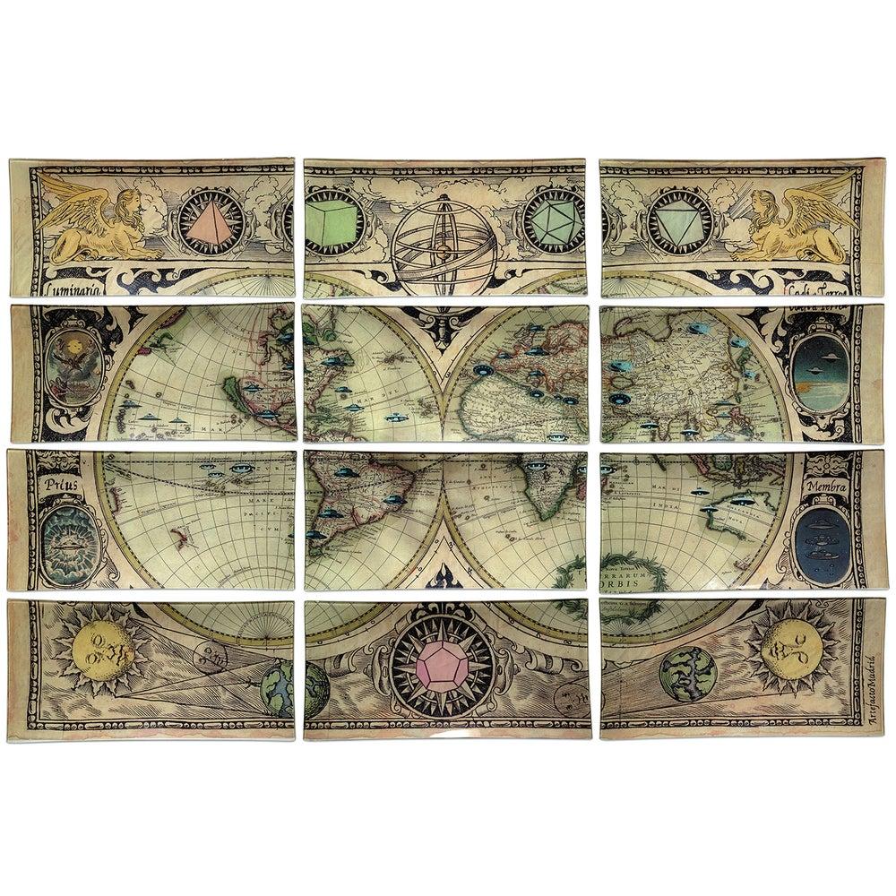 Image of Mural Orbis et Elementa Edición Limitada