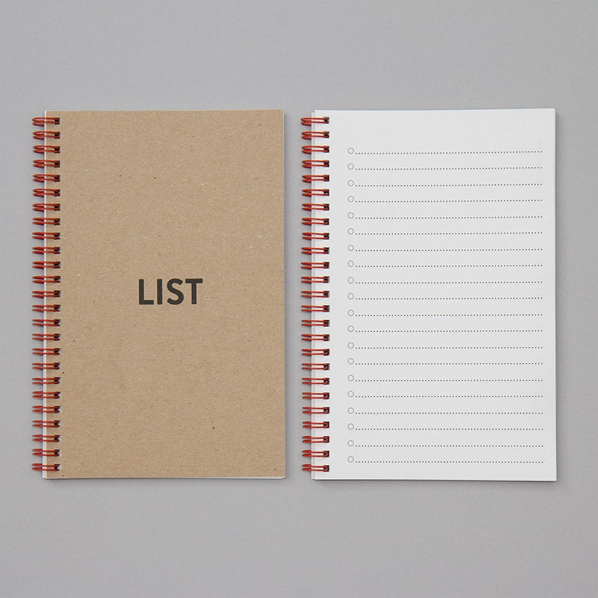 Image of List Journal