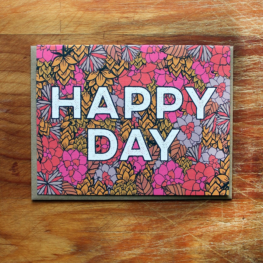 Image of Happy Day Card