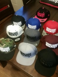 Image of Money Don't Sleep Snap Backs