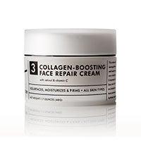 Image of T4 Skincare - Collagen-Boosting Face Repair Crème w/ Retinol & Vitamin C - 1.7oz
