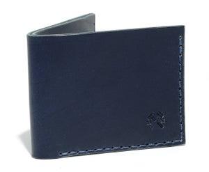 Image of Slim Wallet in Navy
