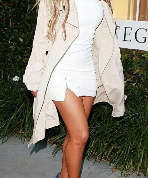 Image of HOT CUTE OFF SHOULDER  BLACK WHITE DRESS