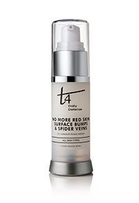 Image of T4 Skincare - No More Red Skin, Surface Bumps, Spider Veins - 1 oz.