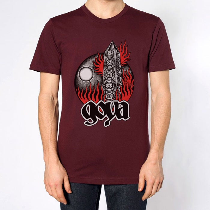 Image of Burning Obelisk shirt