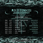 Image of ROLO TOMASSI + JOHN COFFEY + EMPLOYED TO SERVE @ Exile, Plymouth | 07.11.15