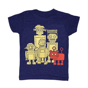 Image of KIDS - Vintage Robots