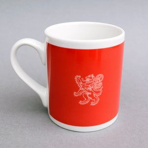 Image of Eat Haggis Mug (Red)