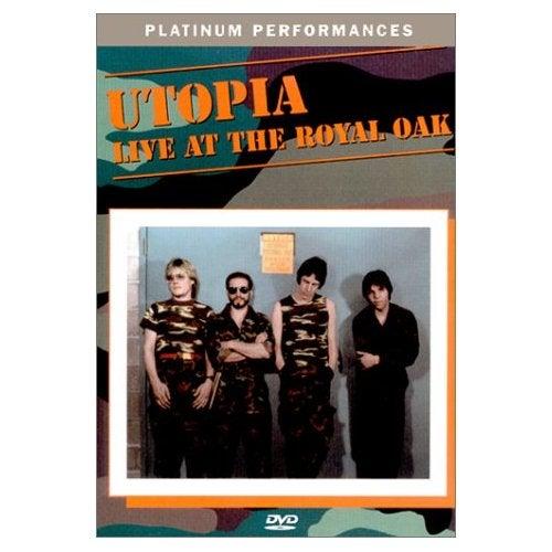 Image of Utopia Live At Royal Oak DVD