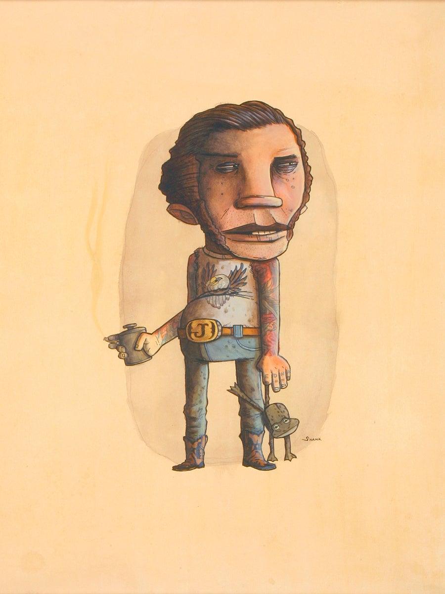 Image of Giclée Print - Meet Joe Don