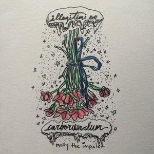 Image of Molly The Impaler- Illegitimi Non Carborundum (CD)