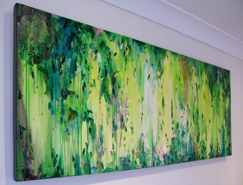 Image of 'Secret passage' - 60x152cm
