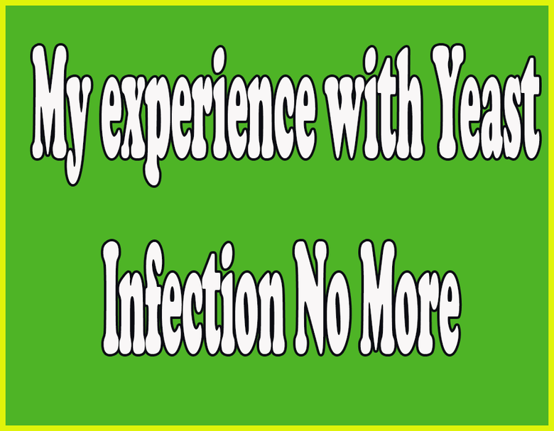 Image of Yeast Infection No More